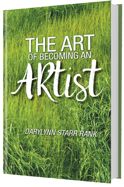 The Art of Becoming an Artist book cover